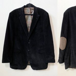 Ralph Lauren Dark Brown Cotton Corduroy Jacket